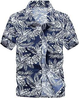 Amazon.es: flores estampado - Camisetas, polos y camisas ...