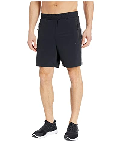 Koral Statement Nyal Trainer Shorts (Black/Chrome) Men