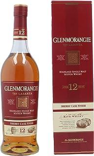 Glenmorangie Lasanta Sherry Cask Finish Single Malt Whisky mit Geschenkverpackung 1 x 0.7 l