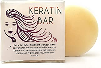Keratin Treatment In a Bar, Intense Hair Conditioner, 4 Ounces