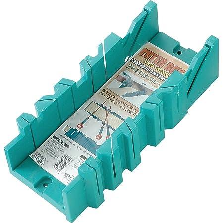 SK11 鋸切断ガイド マイターボックス 108407 2×4材用