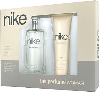 Nike - The Perfume Estuche de Regalo para Mujer Eau de Toilette 75 ml y Body Lotion 100 ml