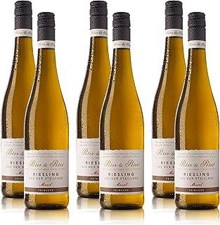 6 Flaschen Peter & Peter Weisswein Riesling Steillage Mosel, feinherb, 6x0,75 l