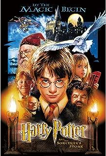 Harry Potter Movie Poster 2 3D Lenticular Card