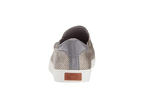Dr. Scholl's Madison Pewter Snake Metallic Free Shipping Wide Range Of Cheap Discount Authentic Sale Outlet Store dInj1j