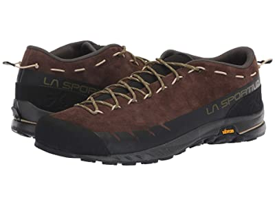 La Sportiva TX2 Leather (Chocolate/Avocado) Men