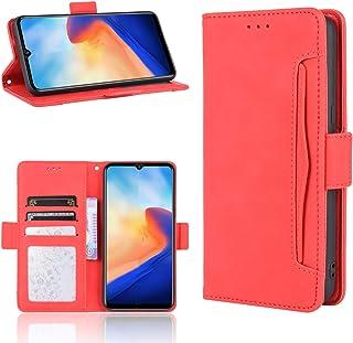 Xiaomi Poco F2 Pro 5g/Redmi K30 Pro ケース 手帳型【HVUYAL】 Xiaomi Poco F2 Pro 5g/Redmi K30 Proカバー 耐久性 財布型 高級PU 携帯 カバー 全面保護 耐衝撃 マグ...