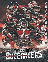 Tampa Bay Buccaneers 2022 Calendar