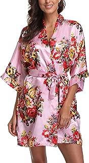 Best floral kimono robe uk Reviews