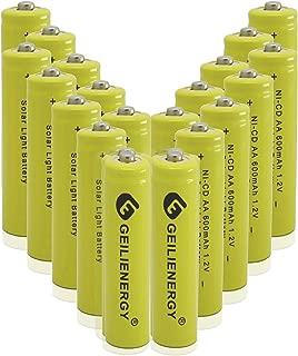 Best outdoor solar lights batteries Reviews