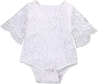newborn lace dress