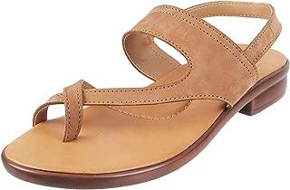Mochi Women's Leather Fashion Sandals