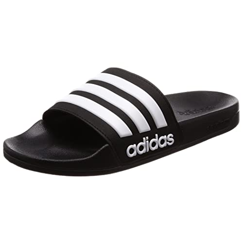 premium selection 1d8b9 aff34 adidas Mens Adilette Shower Beach  Pool Shoes
