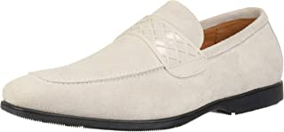 Stacy Adams Mens Crispin Moc-Toe Slip-on Loafer