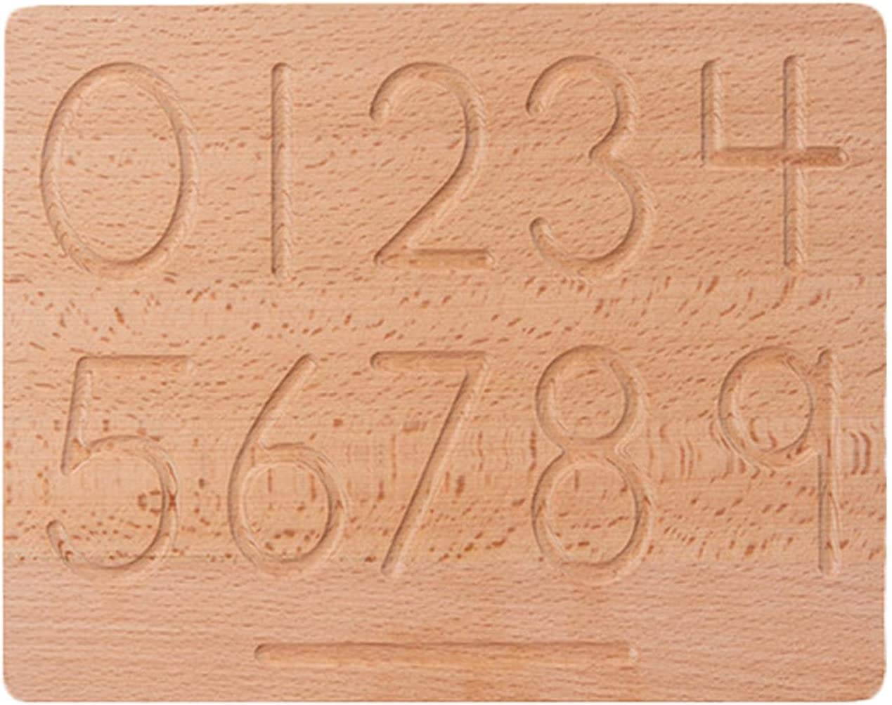 Enjovdery Wooden Tracing Board for A Kids Fort Low price Worth Mall Educational Perschool