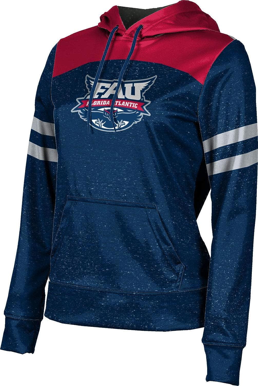 Florida Atlantic University Girls' Pullover Hoodie, School Spirit Sweatshirt (Gameday)