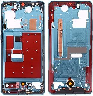 LENASH Framhus LCD-ramsplatta med sidokanaler för Huawei P30 Pro (Twilight) Ramtrycksplatta ersättning (Color : Twilight)