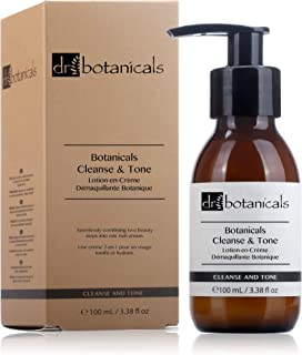 Dr Botanicals Cleanse and Tone, 3.38 Fl Oz