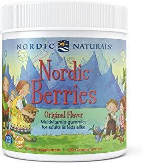 Nordic Naturals - Nordic Berries 120 chew [Health and Beauty]