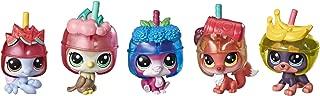 Littlest Pet Shop Slushie Squad Pack, Includes 5 Pets & 5 Accessories