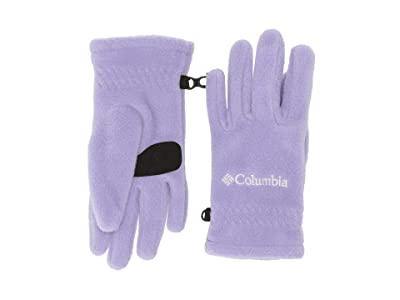 Columbia Kids Fast Trektm Glove (Big Kids) (Paisley Purple) Extreme Cold Weather Gloves