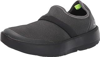 Women's Fibre OOMG Low Shoe Black/Grey