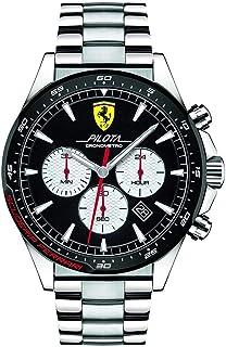 FERRARI Gents Wrist Watch Stainless Steel Dress Watch - 830599