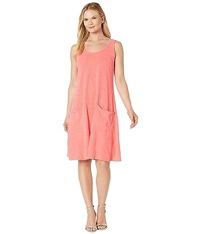 Fresh Produce Drape Dress (Vibrant Poppy) Women