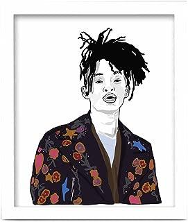 Babes & Gents Jaden Smith 11x17 Art Poster