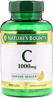 عبوة اقراص فيتامين سي 1000 مغم، 100 قرصٍ من ناتشورال باونتي