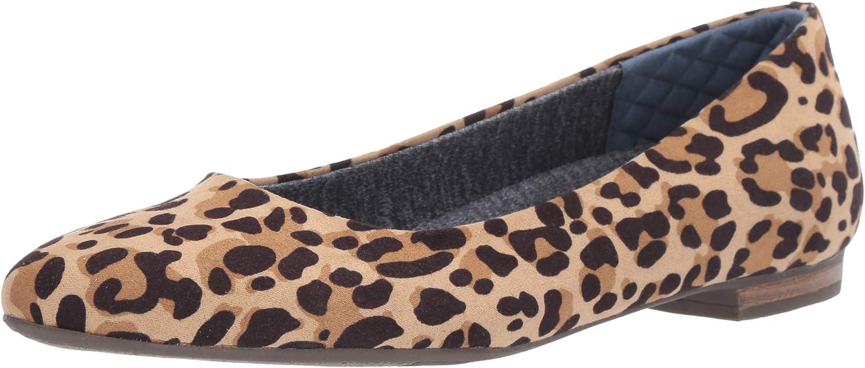 Dr. Scholl's shoes Womens Aston Ballet Flat
