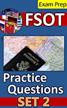 FSOT Practice Questions Set 2: Foreign Service Officer Test Exam Prep