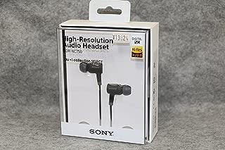 SONY ノイズキャンセリング機能搭載ハイレゾ・オーディオ対応 ヘッドセットMDR-NC750 au+1 collection SELECTモデル