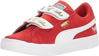 PUMA Minions Suede Velcro Kids Sneaker
