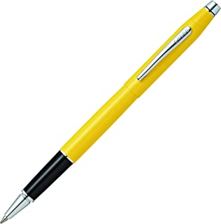 Cross Classic Century Aquatic Yellow Rollerball Pen