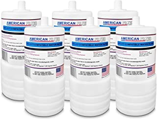 American Filter Company (TM Brand Water Filters (Comparable with Aqua-Pure (R) AP217 CFS217 Water Filter Cartridge) (6)