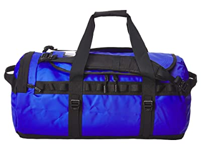 The North Face Base Camp Duffel Large (TNF Blue/TNF Black) Duffel Bags