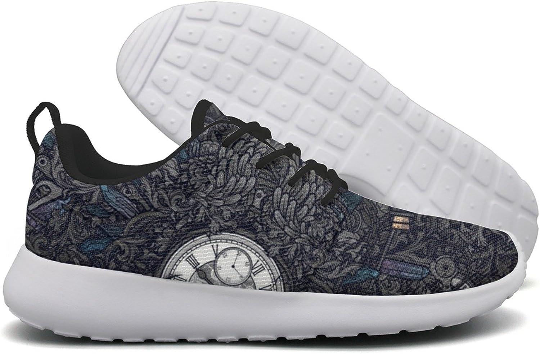 Outdoor Timer Women Neutral Sports Running shoes Navy Mini
