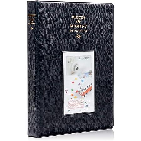 HP pignone Kodak Mini 3 Pollici Film Amimy 120 Tasche Photo Album per Fujifilm Instax Mini 7s 8 8+ 9 25 50 70 90 Rosa Polaroid Snap PIC-300