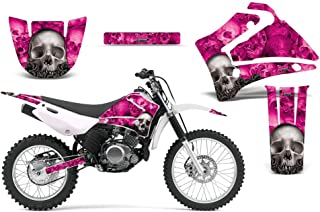 2000-2007 Yamaha TTR 125 AMRRACING ATV Graphics Decal Kit-Bone Collector-Pink