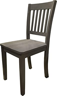 Hillsdale Kids & Teen 19.5 in. Chair in Stone Finish
