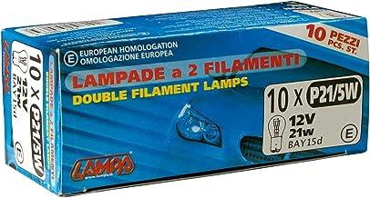 Lampa Gloeilamp P21/5W 12V 21/5W 10-pack