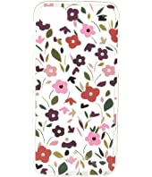 Kate Spade New York - Jeweled Boho Floral Clear Phone Case for iPhone® 7/iPhone® 8