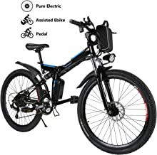 motorized mountain bicycle