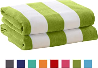 Best green and white beach towels Reviews