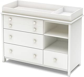Best south shore changing table and dresser white Reviews