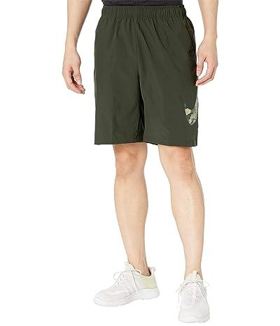 Nike Flex Shorts Camo Graphic (Sequoia) Men