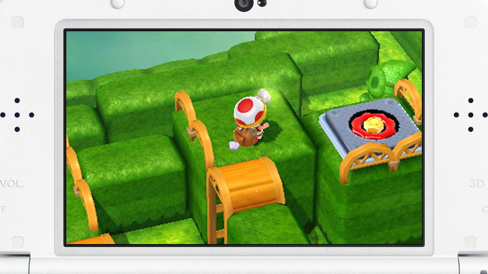 Captain Toad: Treasure Tracker: Amazon.es: Videojuegos