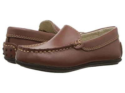 FootMates Brooklyn (Toddler/Little Kid/Big Kid) (Cognac) Kids Shoes