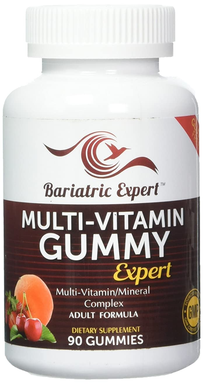 Bariatric Multivitamin, Gummy 90 Chews.